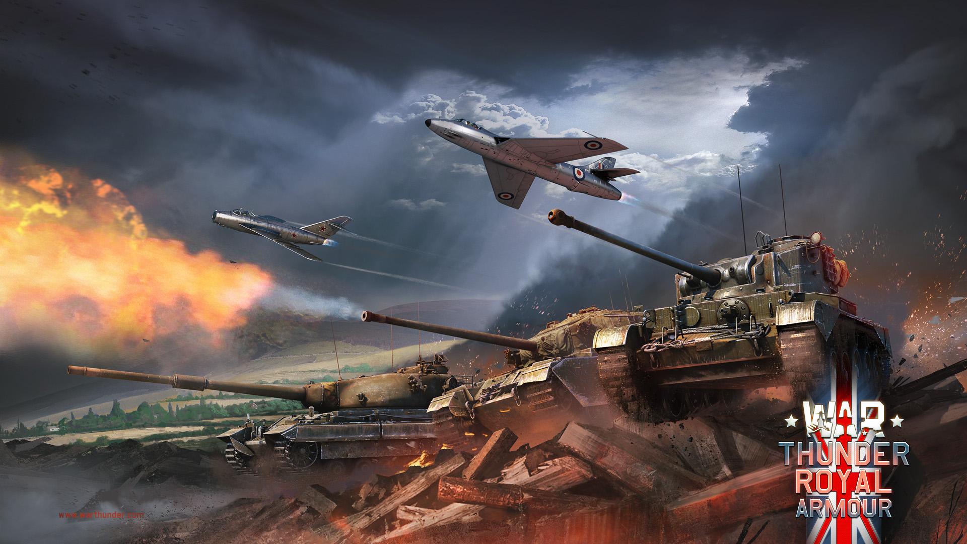 britain war thunder