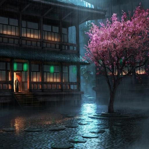 Steam Workshop Cherry Blossom Rain