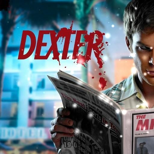 Steam Workshop Dexter Morgan