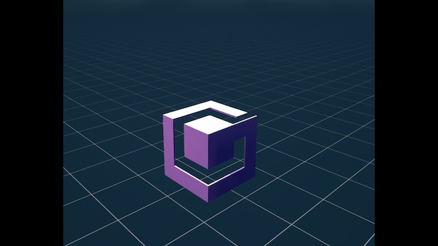 Steam Workshop Nintendo Gamecube Logo