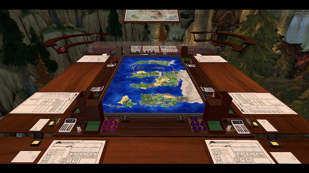 Image result for d&d table setup