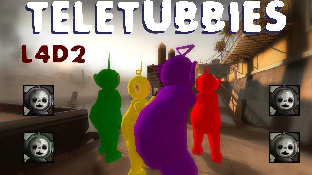 Steam Workshop :: Teletubbies! (l4d2)