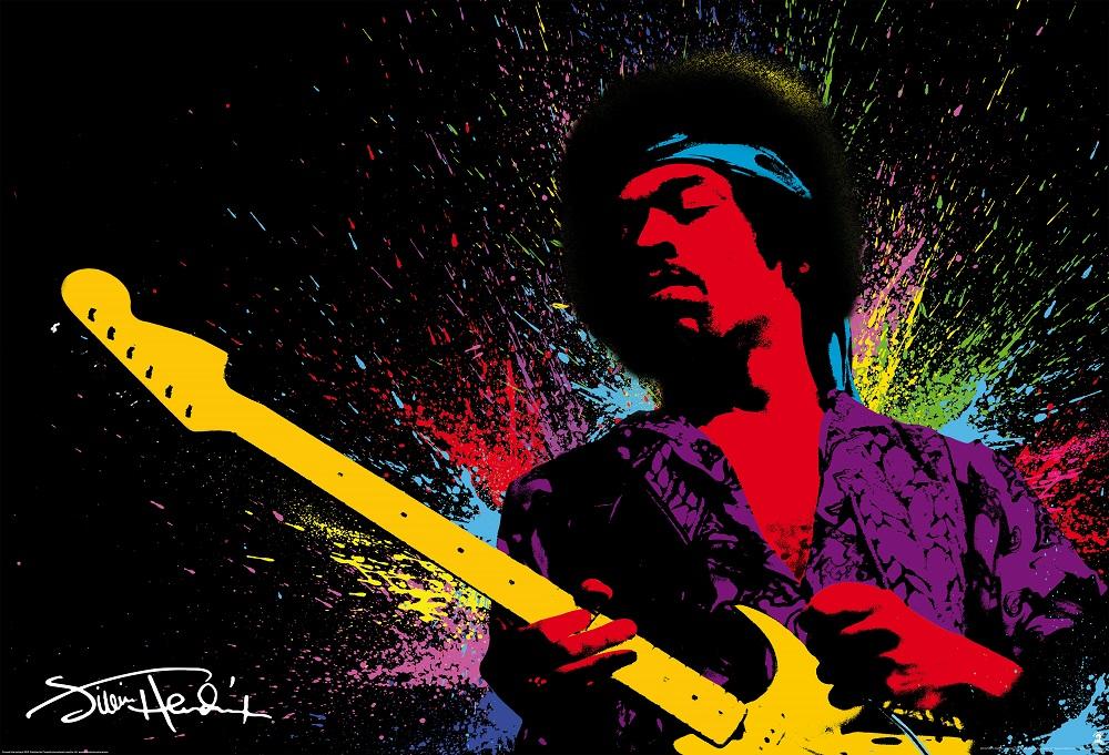 Comunidade Steam Jimi Hendrix