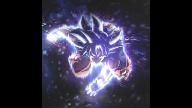 Steam Workshop::Goku Ultra Instinct