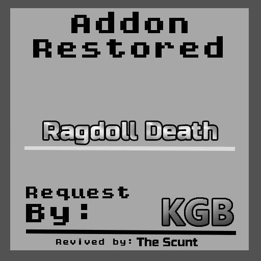 Steam Workshop :: Ragdoll Death