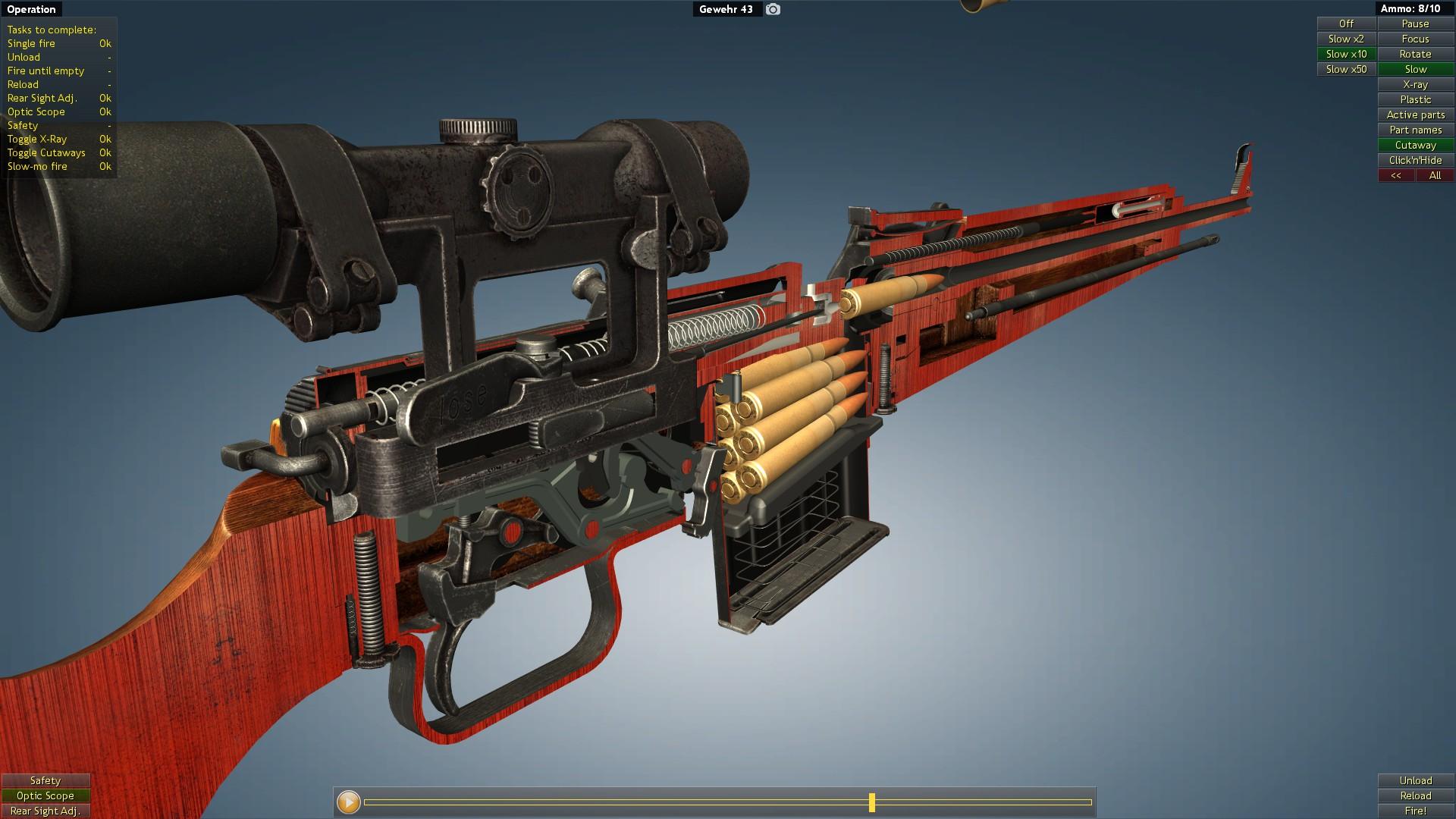 Steam Community :: Screenshot :: Gew43 cutaway