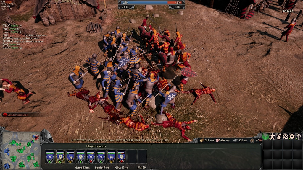 Steam Community :: Ancestors Legacy Multiplayer Closed Beta