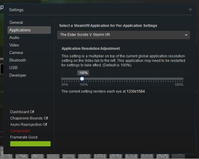 Steam Community :: Guide :: Deblurring Skyrim VR