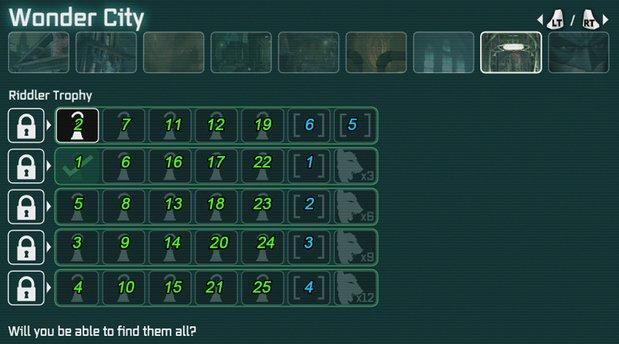 Steam Community Guide The Riddler S Secrets Map For Arkham City