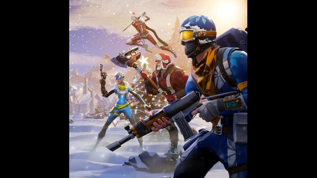 Steam Workshop Fortnite Christmas Theme With Old Music