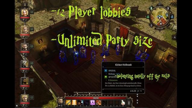 Steam Workshop Gandos Unlimited Party