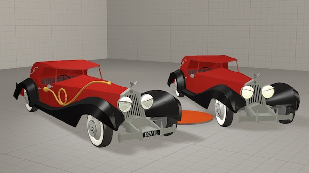 Steam Workshop Cruella S Car