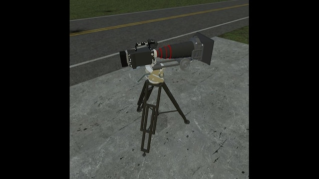 Steam Workshop :: [PAC3] Arri On Tripod!