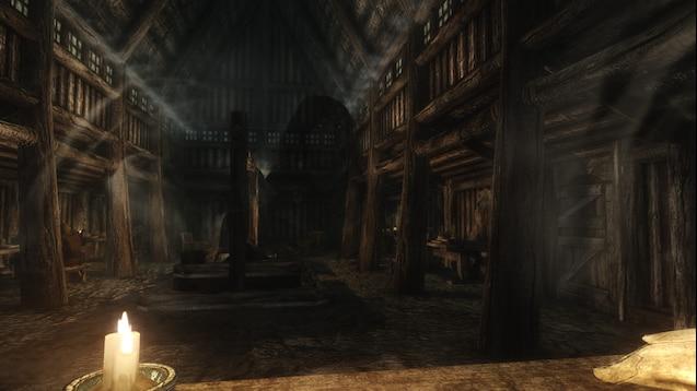 Steam Workshop :: Sacrosanct - Vampires of Skyrim