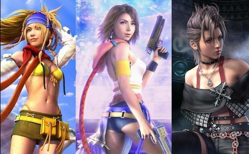 Final Fantasy X Lösung