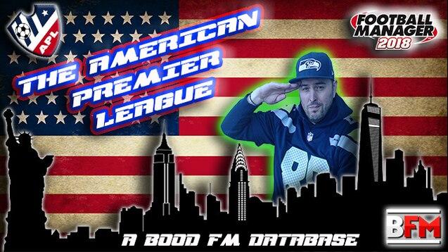 Steam Workshop :: APL - American Premier League - FM18 Database