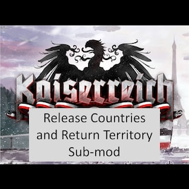 Steam Workshop :: Kaiserreich release countries and return territory