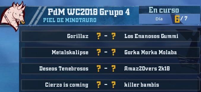 WC2018 - Grupo 4 / Jornada 6 - hasta el domingo 20 de Mayo 62E9763EDC5922195F5D3F510C3B622EBB10D10A