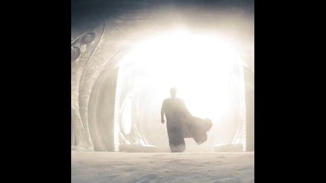 Steam Workshop Superman S First Flight Man Of Steel 2013 Movie Clip