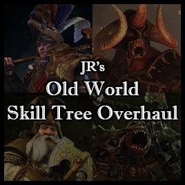 Steam Workshop :: JR's Old World Skill Overhaul