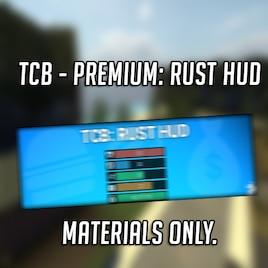 Steam Workshop :: TCB - Premium: Rust HUD content