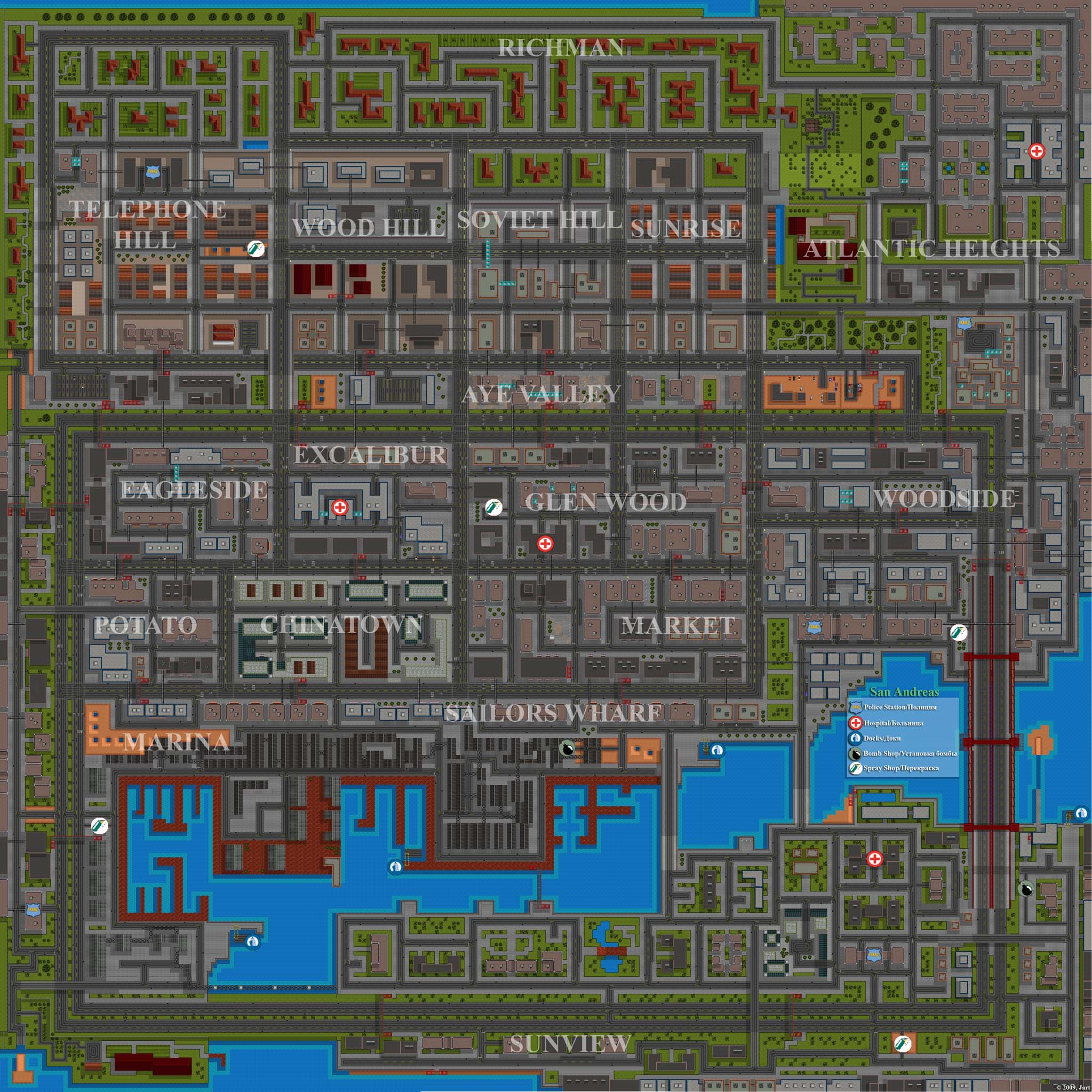 Steam Community Guide Full Hd Maps For Grand Theft Auto 1