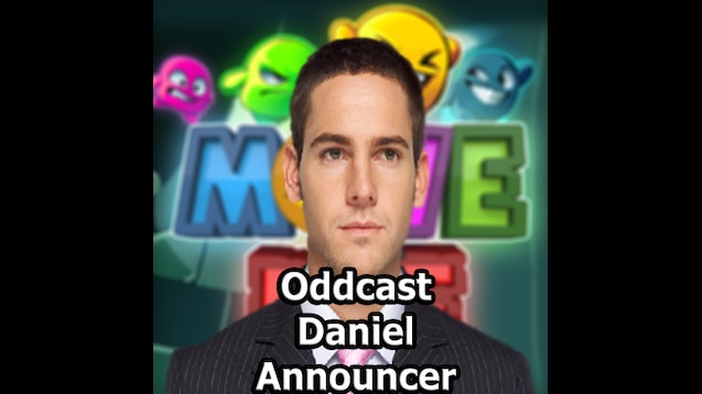 Steam Workshop :: Oddcast Daniel Announcer