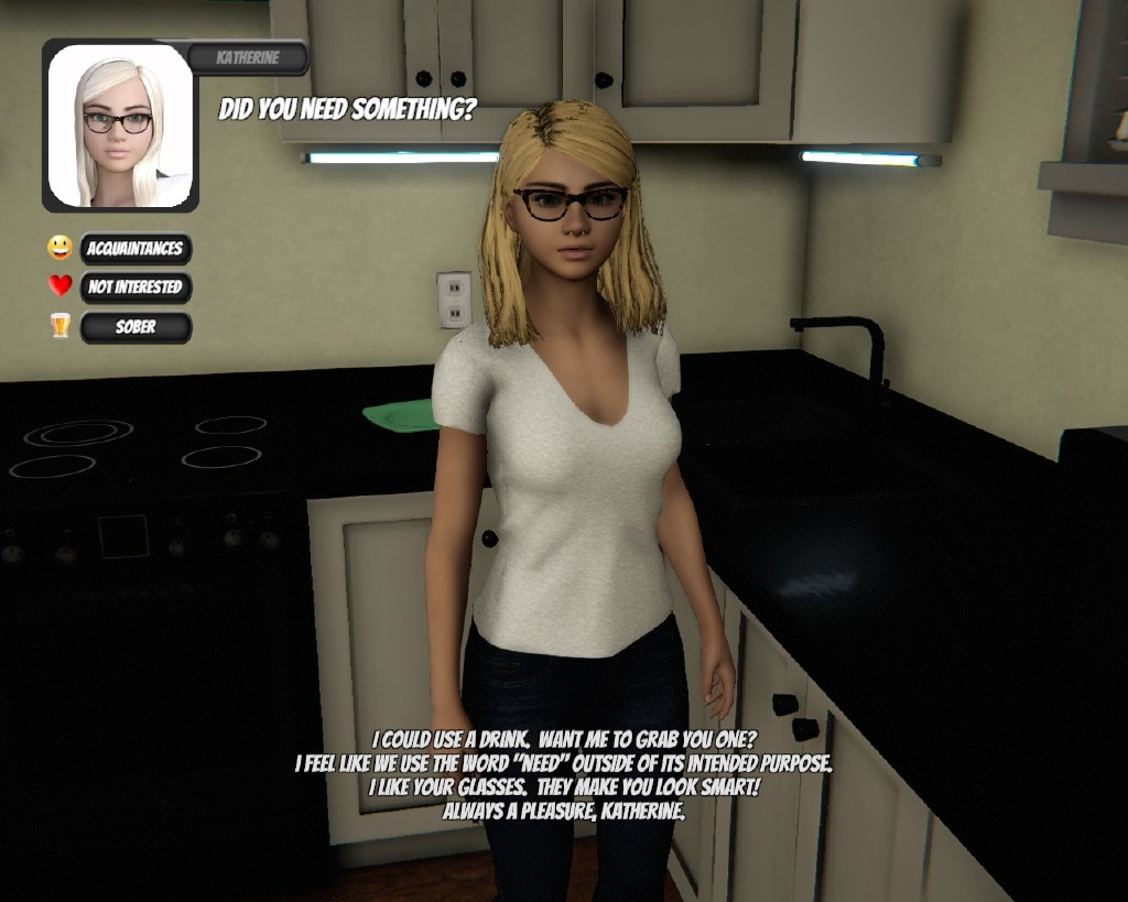 House party katherine guide