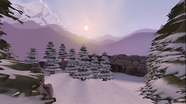 Steam Workshop :: Winter Clearing (SFM Map) on