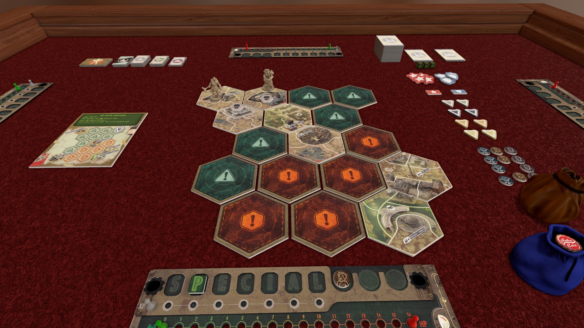 Steam Workshop Fallout The Board Game