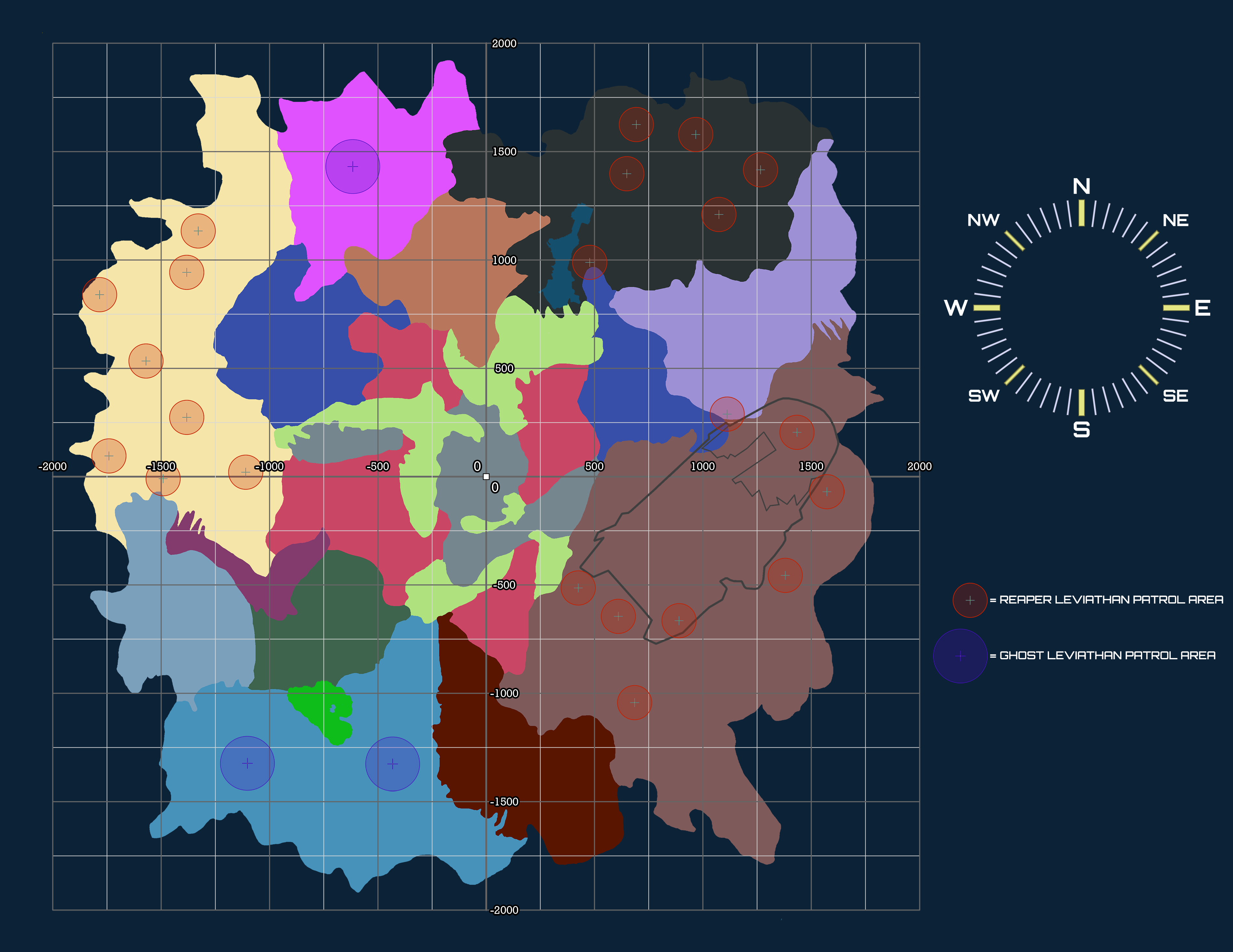 Steam Community Guide All Locations Fragments Leviathans