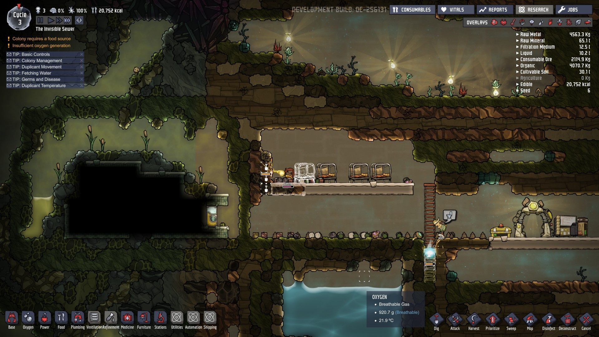 What's your closest PoI spawn? - [Oxygen Not Included] - General