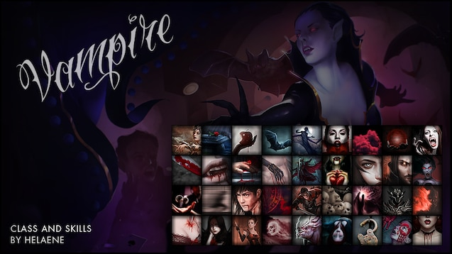 Steam Workshop :: Helaene - Vampire Class