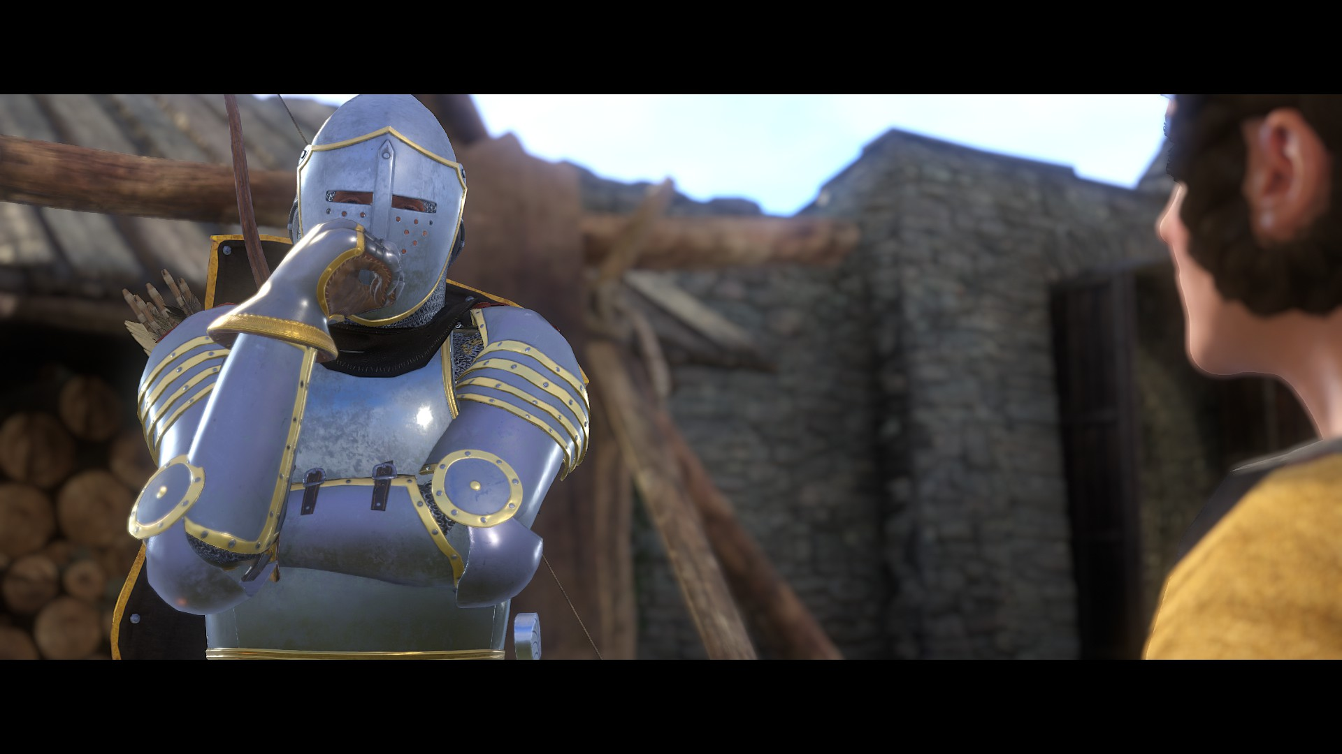 kingdom come deliverance how to get full plate armor