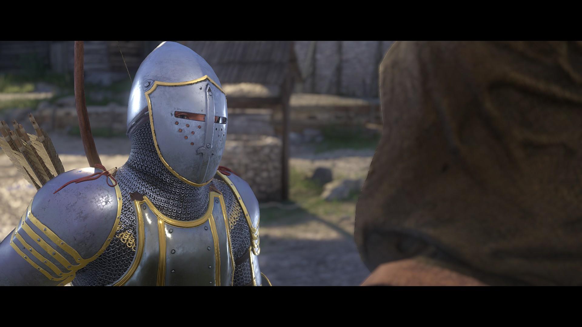 kingdom come deliverance warhorse helmet