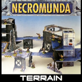 Oficina Steam :: Necromunda Box Set Terrain