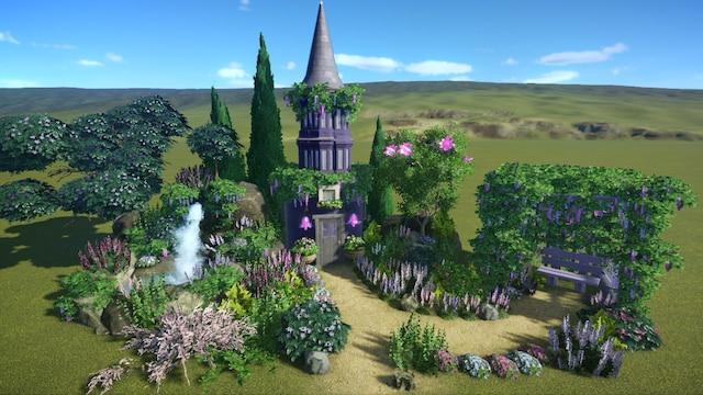 Small Fairytale House