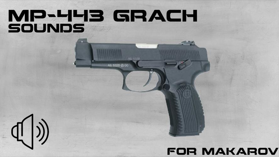 Steam Workshop :: MP-443 Grach...
