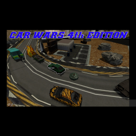 steam workshop car wars 4th edition with 3d models