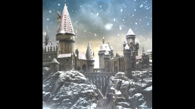 Steam Workshop Hogwarts In The Winter
