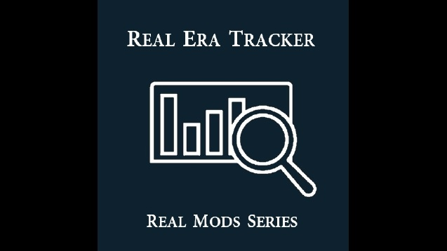 Real Era Tracker (UI) - Skymods