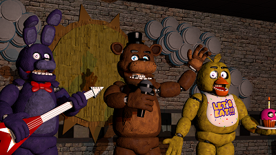 Steam Workshop :: All Good Fnaf Models