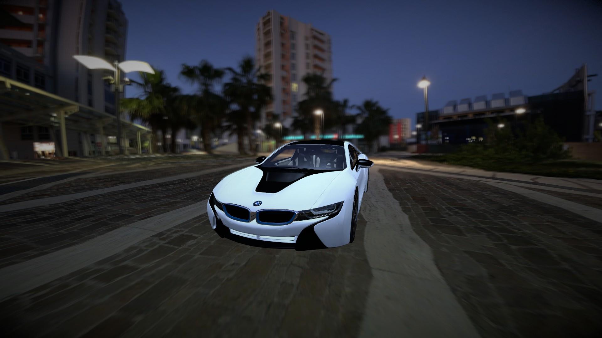 Steam Workshop :: CrSk Autos - BMW i8 2015