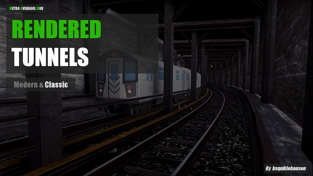5cbe2c5d7 Steam Workshop    Metro Overhaul Mod