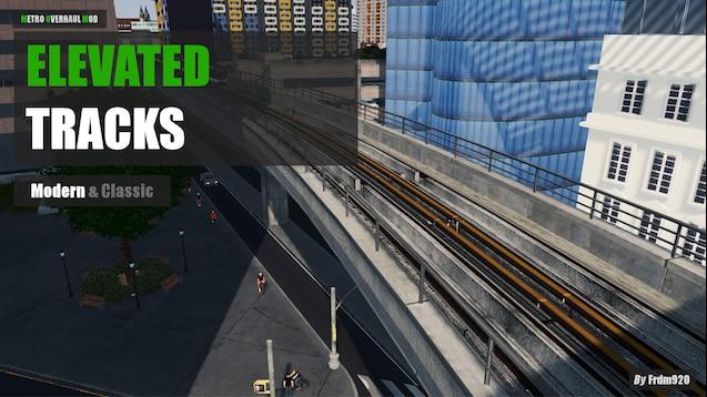 Steam Workshop :: Metro Overhaul Mod