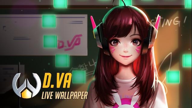 Steam Workshop D Va Overwatch