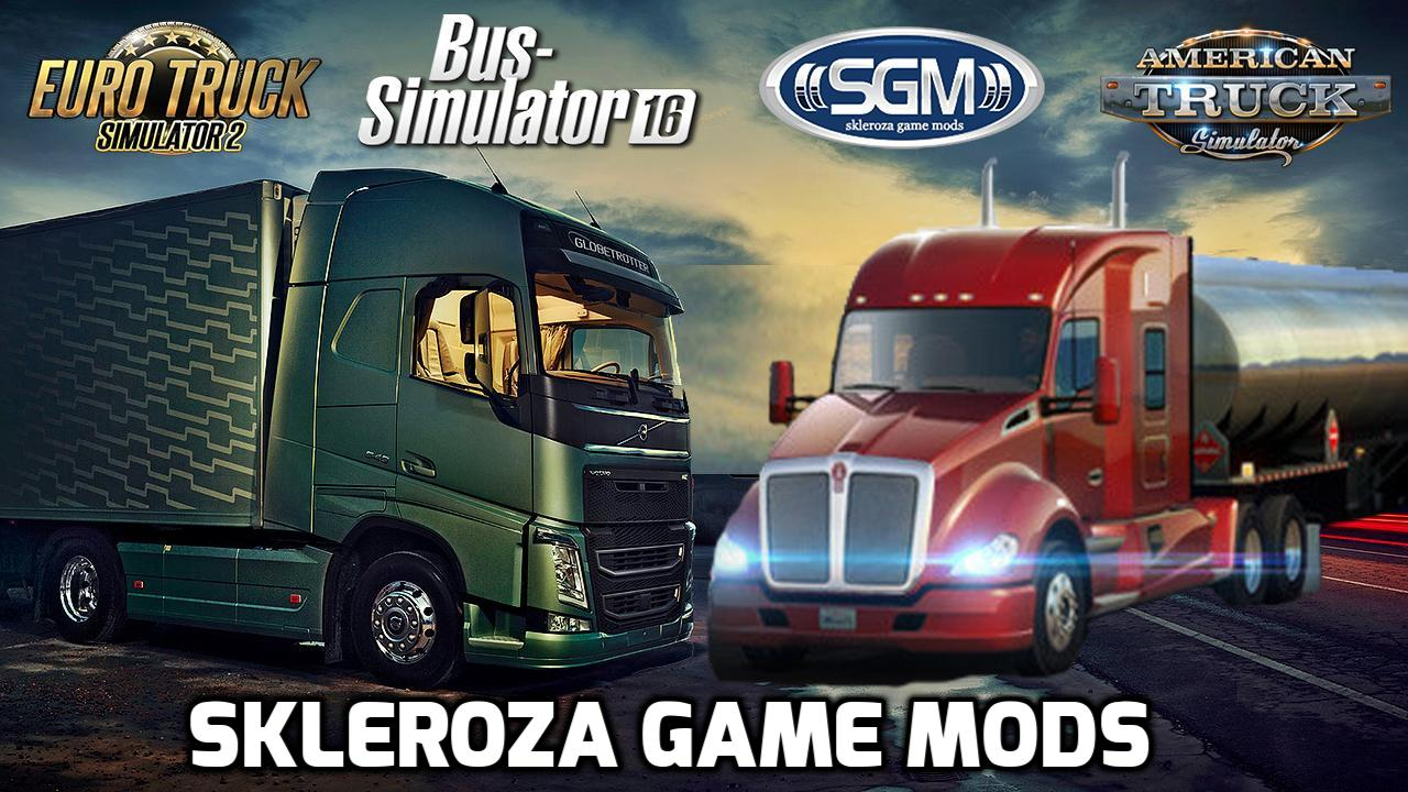 Steam Workshop Skleroza Mods