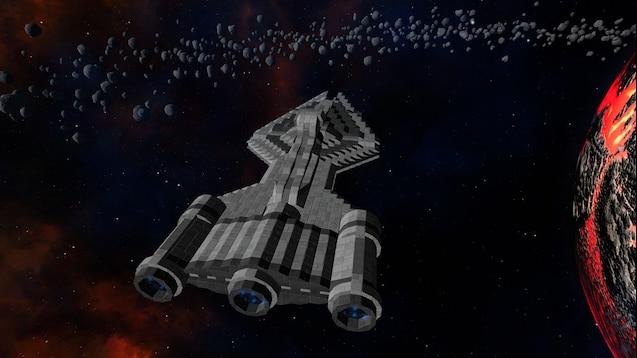 Steam Workshop Star Wars Arquitens Class Light Cruiser Imperial