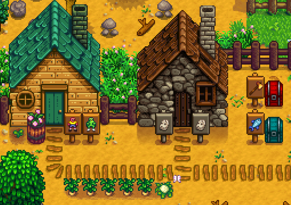 Stardew valley slot machine