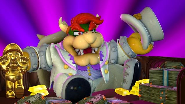Steam Workshop Super Mario Odyssey Bowser Pack